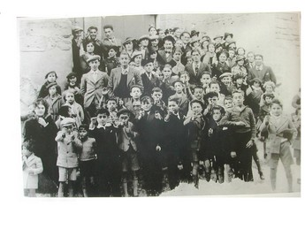 photo des anciens de la commune